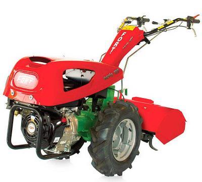 MOTOCULTOR FORT SERIE 180 gasolina fresa de 70 cm.
